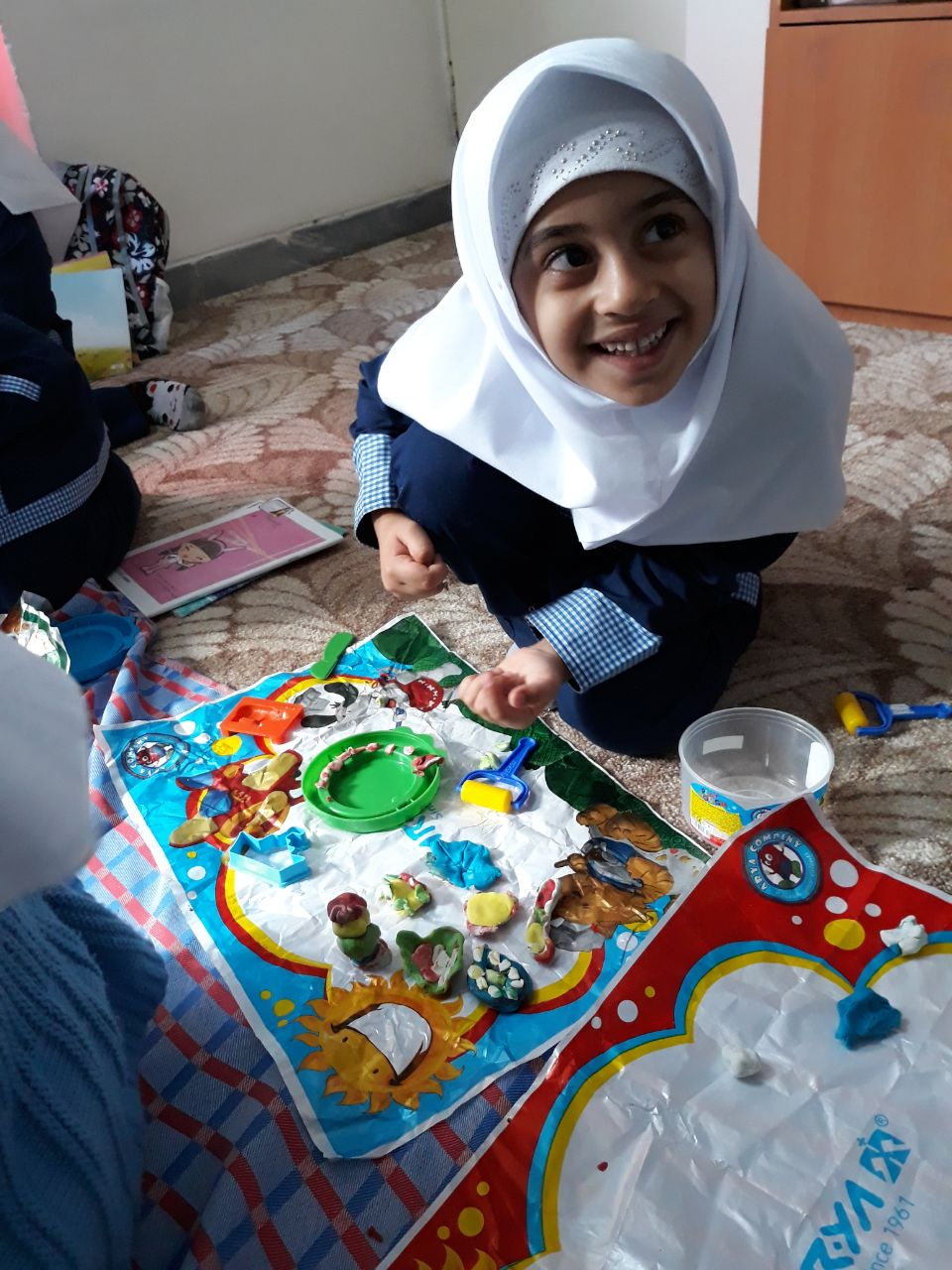 مهارتهای دهگانه کودک