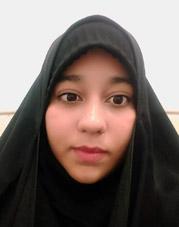 سرکار خانم زهراسادات شاهمیری حافظ کل قرآن، دارای سابقه مربی پیش دبستانی و دبستان